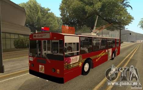 ZiU 682 für GTA San Andreas