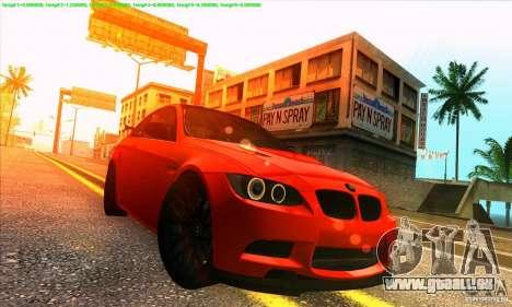 SA_gline 4.0 pour GTA San Andreas septième écran