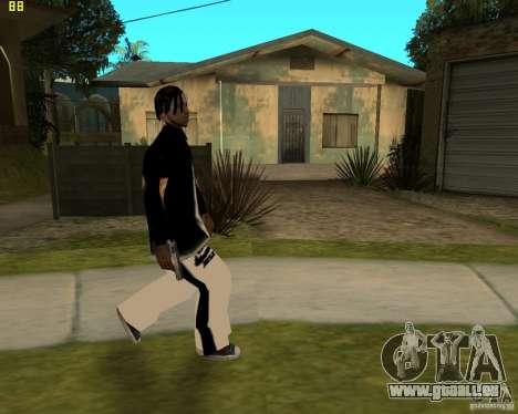 Grove à najke pour GTA San Andreas deuxième écran