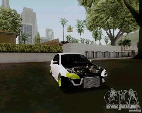 Subaru Legacy JDM für GTA San Andreas