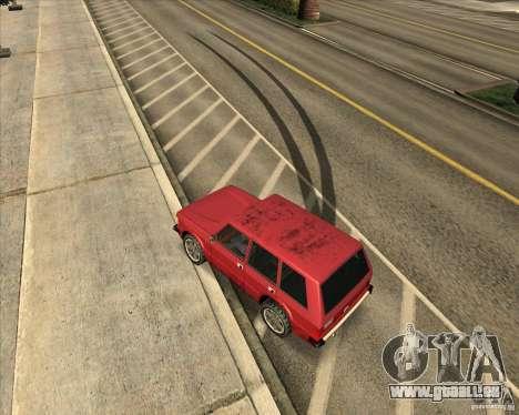 SA Handbrake Sound 2.0 pour GTA San Andreas
