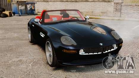 BMW Z8 2000 pour GTA 4