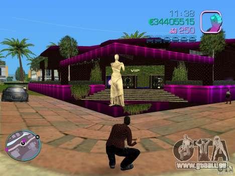 Club VIP Club Malibu neue Texturen für GTA Vice City