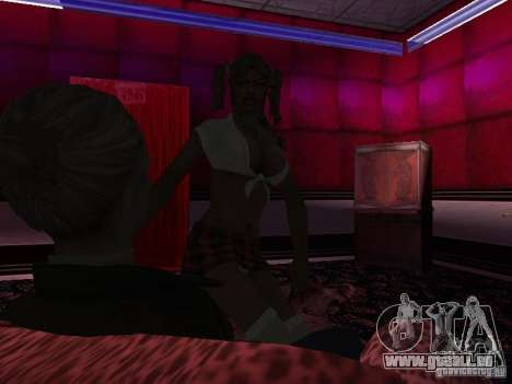 Lucy Stillman in Assassins Creed Brotherhood für GTA San Andreas neunten Screenshot