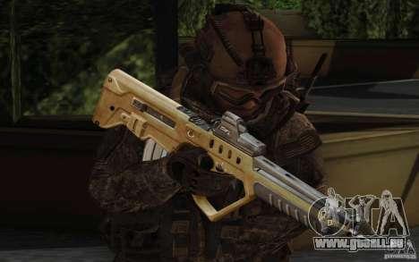 Tavor Tar-21 Desert für GTA San Andreas