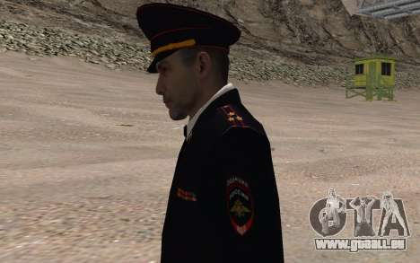 Das Innenministerium-Officer für GTA San Andreas dritten Screenshot
