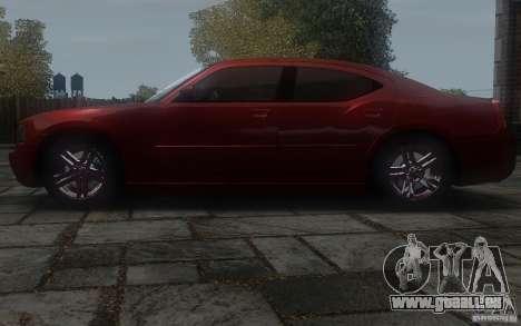 Dodge Charger RT Hemi 2008 für GTA 4 linke Ansicht