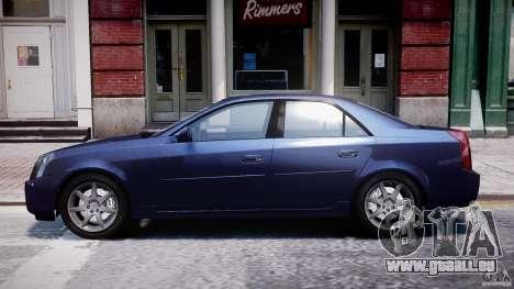 Cadillac CTS für GTA 4 linke Ansicht