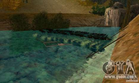 Kreuzung v1. 0 für GTA San Andreas
