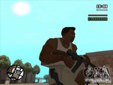 TOMSON pour GTA San Andreas