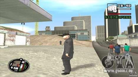Tueur en série pour GTA San Andreas cinquième écran