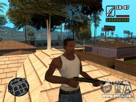 Remington 700 pour GTA San Andreas