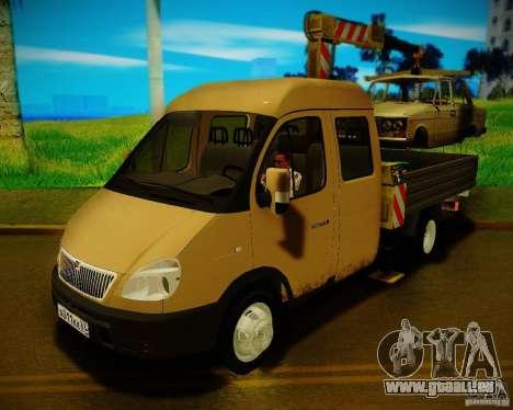 Gazelle 33023 Manipulator für GTA San Andreas