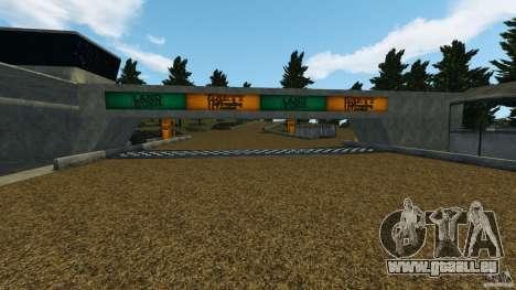 DiRTY - LandRush pour GTA 4 troisième écran