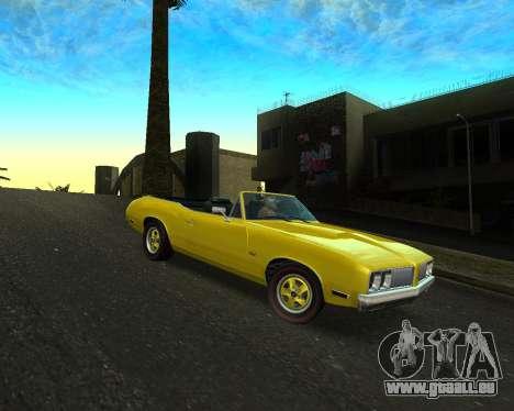 EON Stallion GT-A für GTA San Andreas