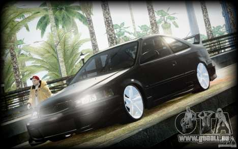 Honda Civic 1996 pour GTA 4