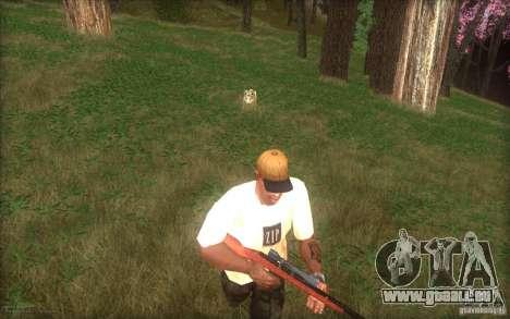 Spring Season für GTA San Andreas fünften Screenshot