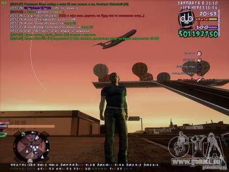 Eloras Realistic Graphics Edit für GTA San Andreas siebten Screenshot
