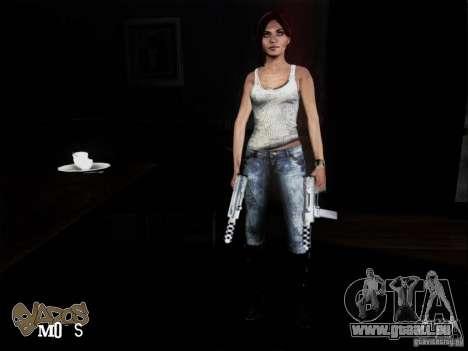 NFS The Run Skins für GTA San Andreas her Screenshot