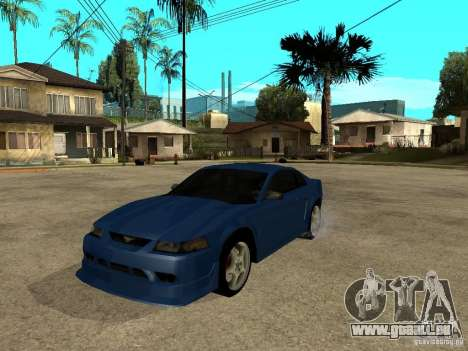 Ford Mustang Cobra R Tuneable für GTA San Andreas