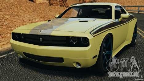 Dodge Rampage Challenger 2011 v1.0 pour GTA 4