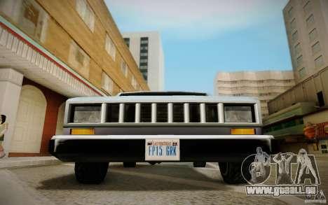 HQLSA v1.1 für GTA San Andreas dritten Screenshot
