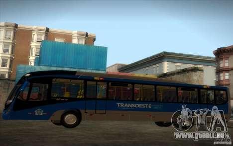 Marcopolo Viale BRT 0500M pour GTA San Andreas vue de droite