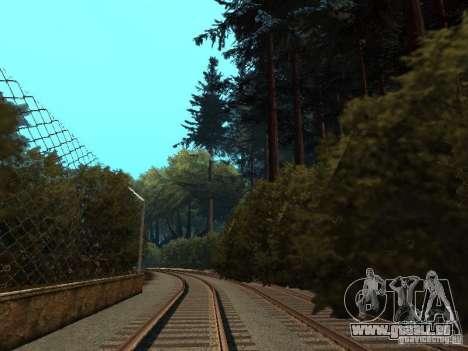 Wald in Las Venturas für GTA San Andreas achten Screenshot