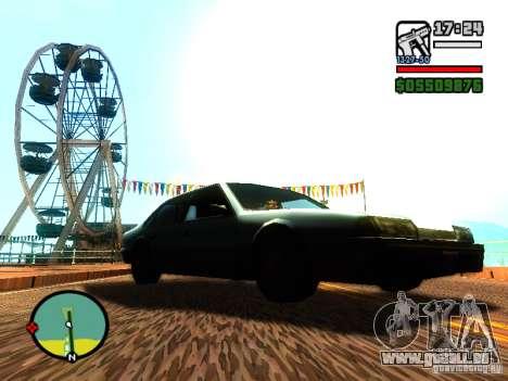 ENBSeries v2 pour GTA San Andreas sixième écran