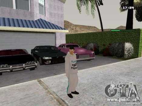 Schmycr pour GTA San Andreas troisième écran