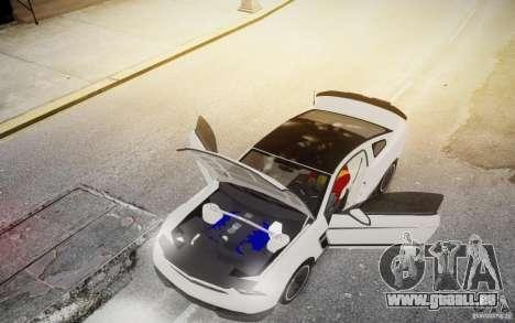 Ford Mustang 2012 Boss 302 v1.0 pour GTA 4 est un droit