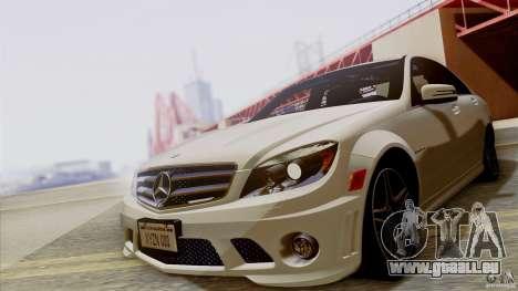 SA Beautiful Realistic Graphics 1.5 pour GTA San Andreas sixième écran