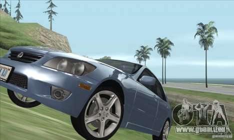 Real ENB Settings v3.0 The End version pour GTA San Andreas