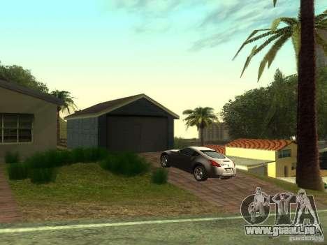 Teure Autos in der exklusiven Gegend von Los San für GTA San Andreas dritten Screenshot