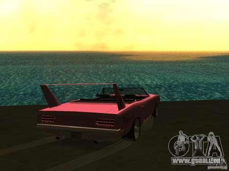 GFX Mod pour GTA San Andreas onzième écran