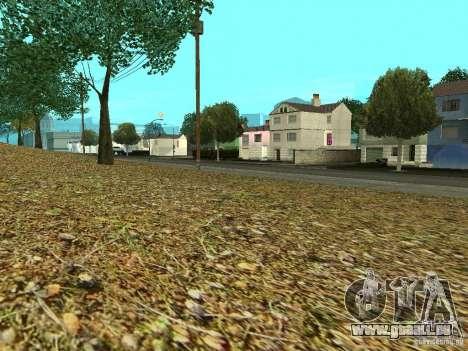 HQ Strände v2. 0 für GTA San Andreas her Screenshot