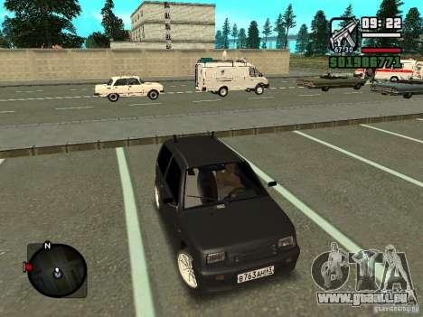 VAZ 11113 OKA pour GTA San Andreas