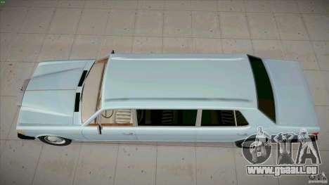 Rolls-Royce Silver Spirit 1990 Limo für GTA San Andreas rechten Ansicht