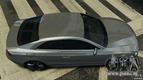 Audi S5 v1.0 pour GTA 4 est un droit