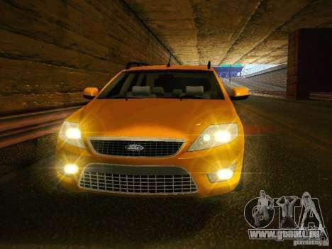 Ford Mondeo Sportbreak pour GTA San Andreas vue arrière