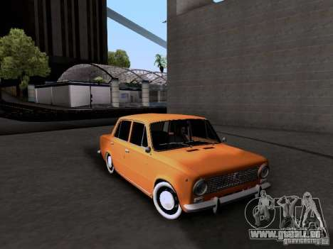 VAZ 2101 Resto pour GTA San Andreas