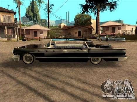 Buick Santiago pour GTA San Andreas laissé vue