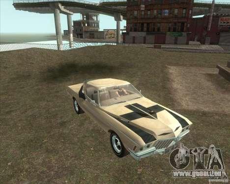 Buick Riviera Boattail 1972 tuned für GTA San Andreas