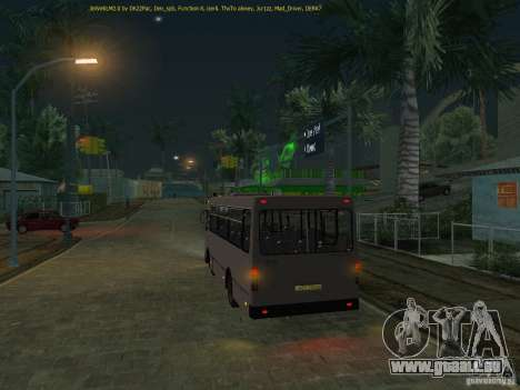 Bogdan IVLM A091 für GTA San Andreas rechten Ansicht