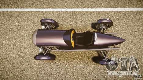 Vintage race car für GTA 4 rechte Ansicht