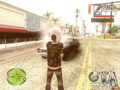 Wild Wild West für GTA San Andreas siebten Screenshot