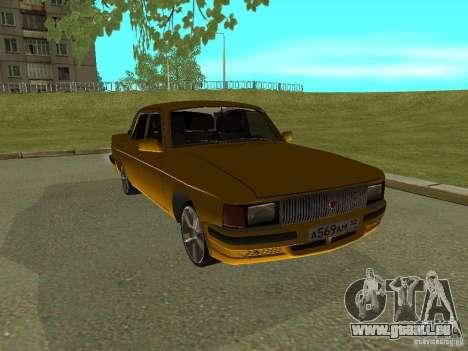 GAZ Volga 3102 für GTA San Andreas
