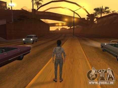 FaryCry 3 Liza Snow für GTA San Andreas her Screenshot