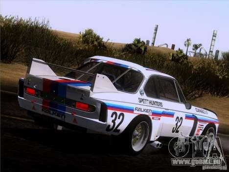 BMW CSL GR4 pour GTA San Andreas laissé vue