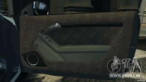Audi S5 v1.0 pour GTA 4 vue de dessus